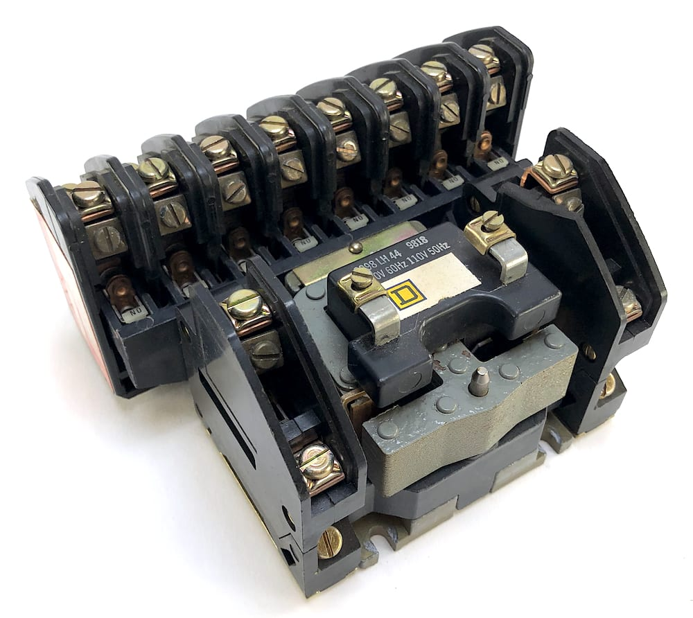 square d lighting contactor wiring square d 8903lo1000 lighting contactor w 120v coil 10 no nc  lighting contactor w 120v coil