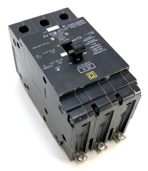 Square D EGB34025
