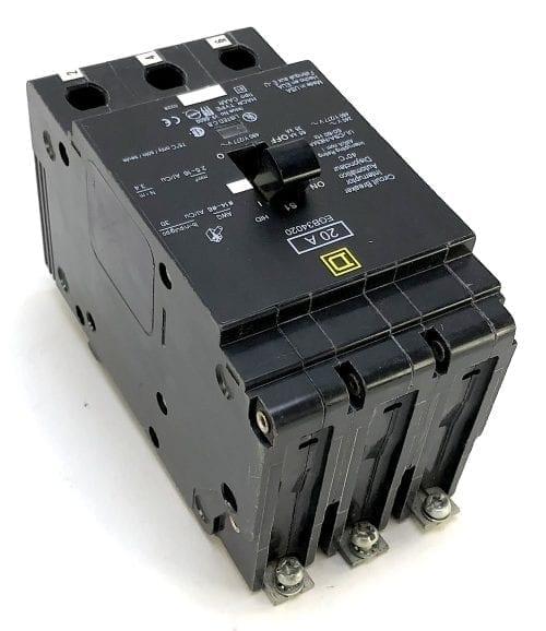 Square D EGB34020