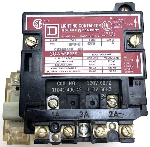 Square D 8903SMO-2