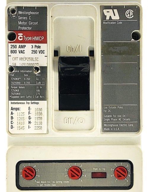 Westinghouse HMCP250L5C-RL