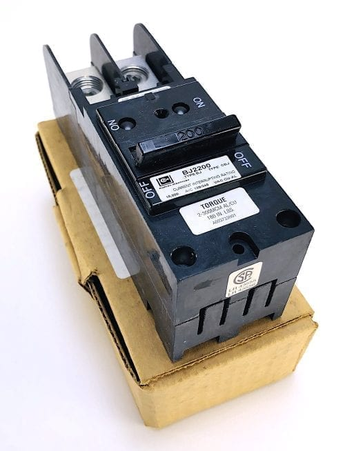 Eaton Cutler Hammer BJ2200-NIB