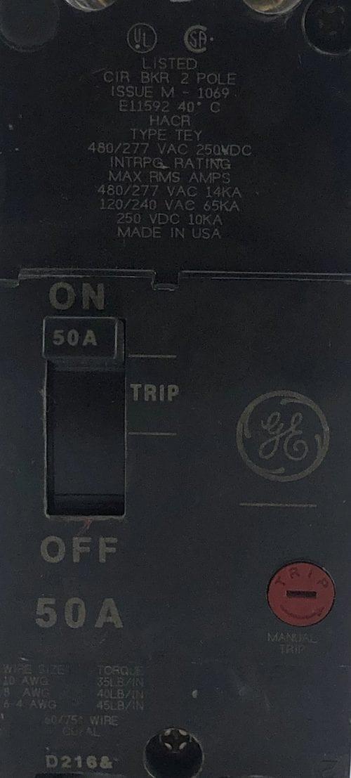General Electric TEY250