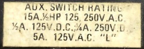 General Electric NFJ633200-AUX-ST