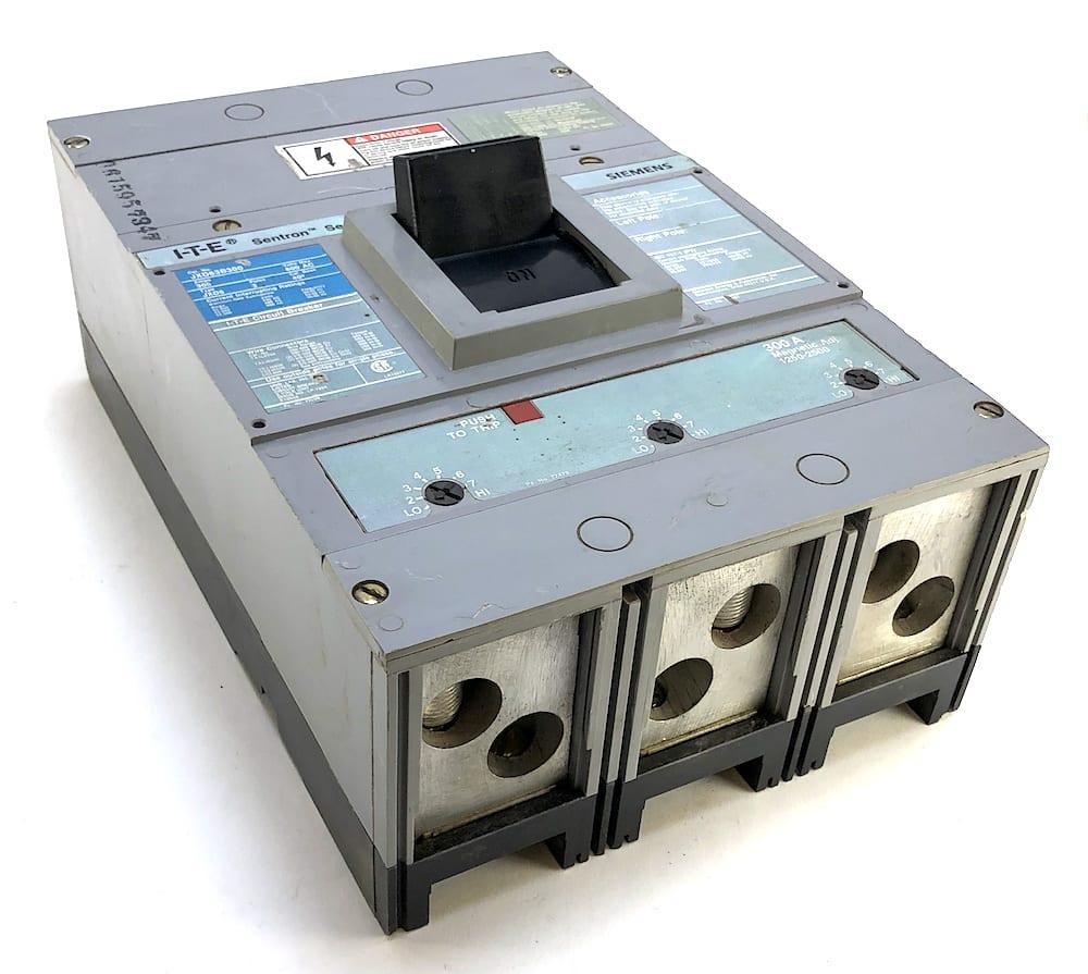 ITE Siemens JXD63B300-300-GL