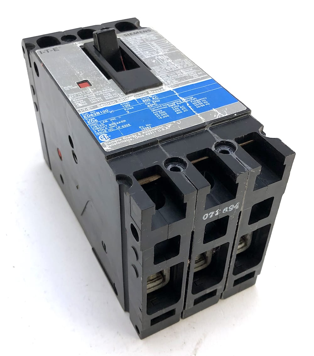 ITE Siemens ED63B100-GL