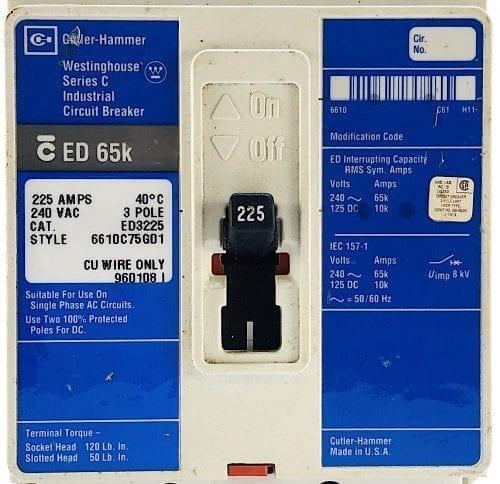 Cutler Hammer ED3225-BL