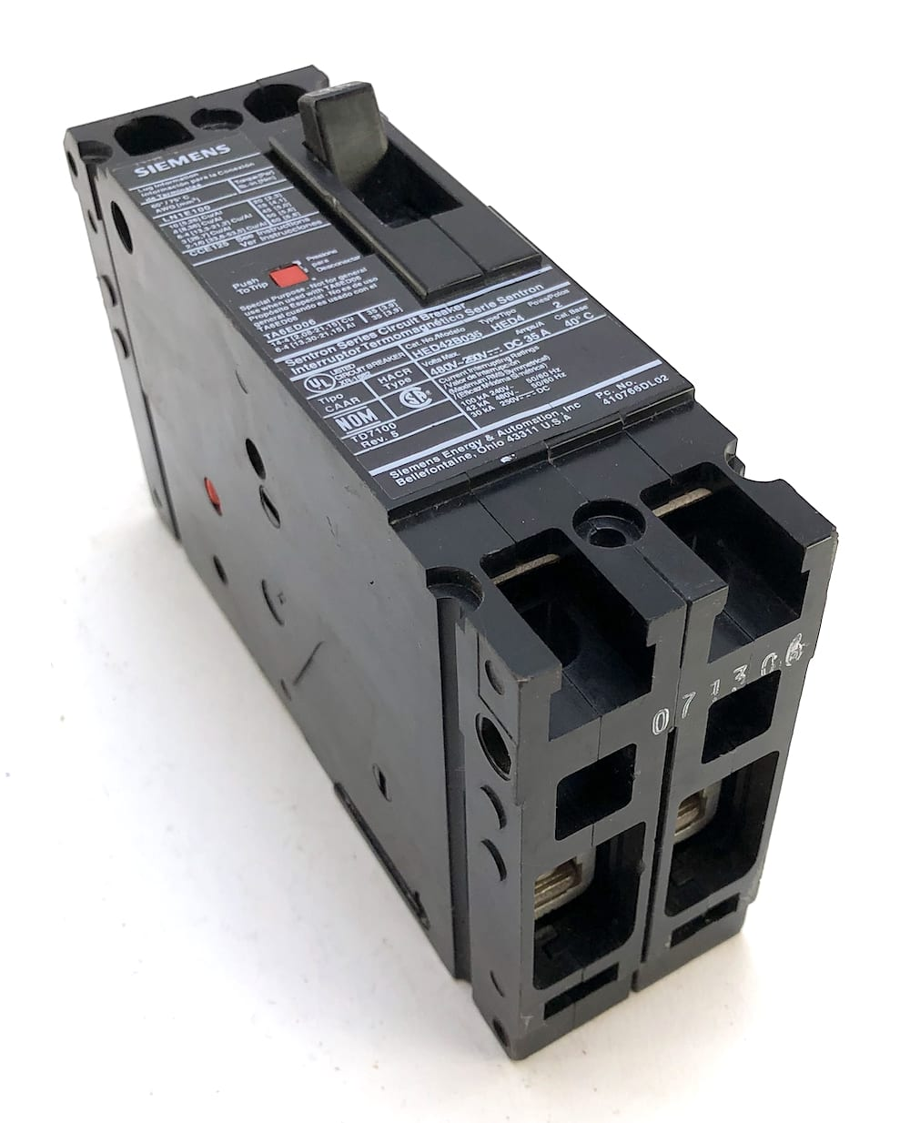 ITE Siemens HED42B035-BL