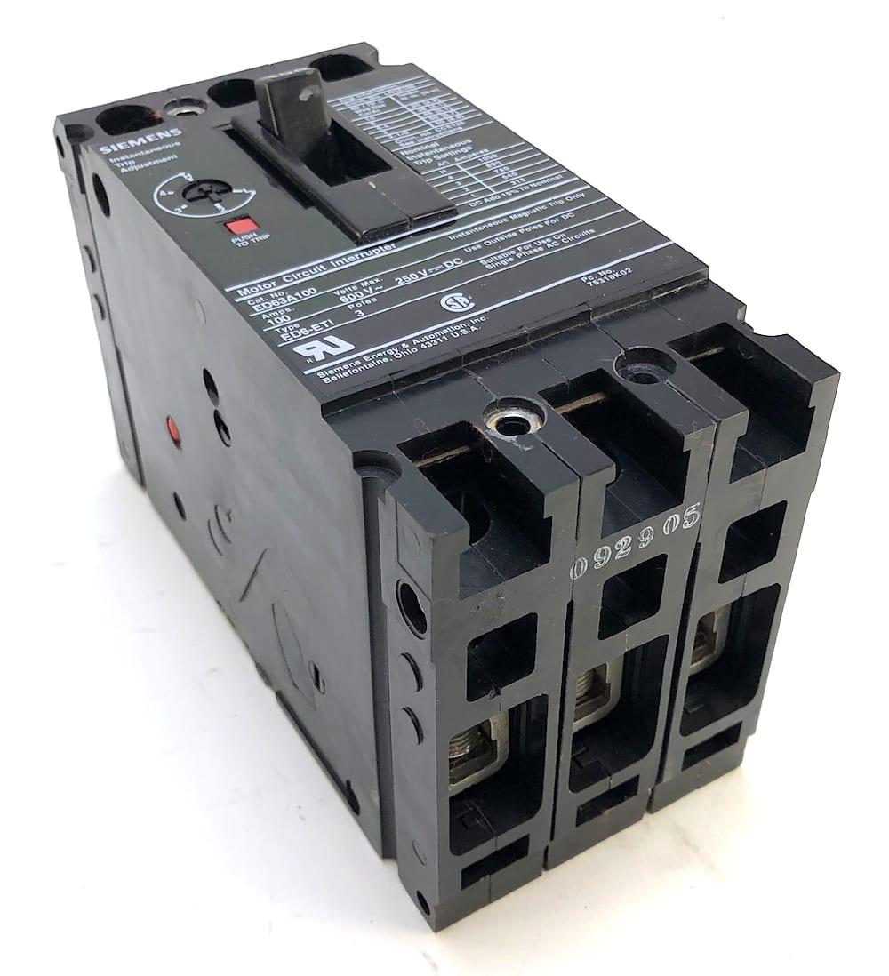 Circuitbreaker Siemens