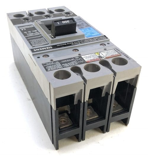 Siemens FXD63B200-200-BL
