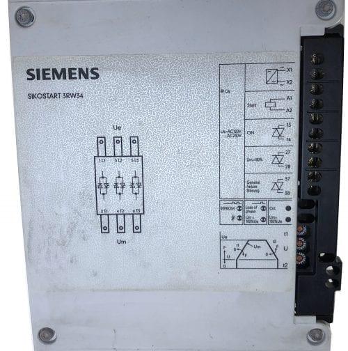 Siemens 3RW3454-0DC34