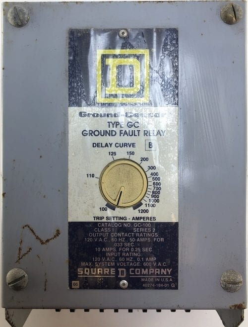 Square D GC-100