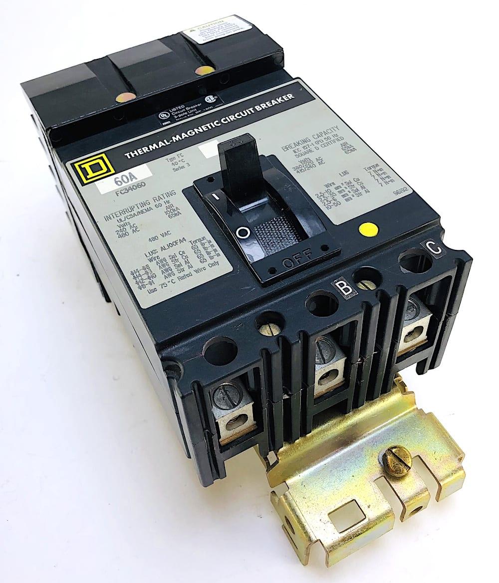 Square D FC34060-GL