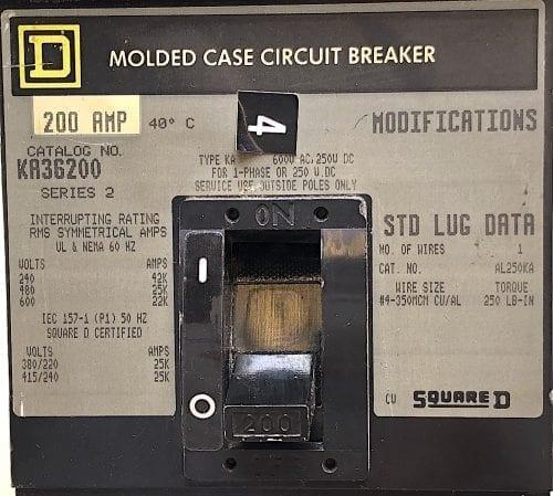 Square D KA36200-GL