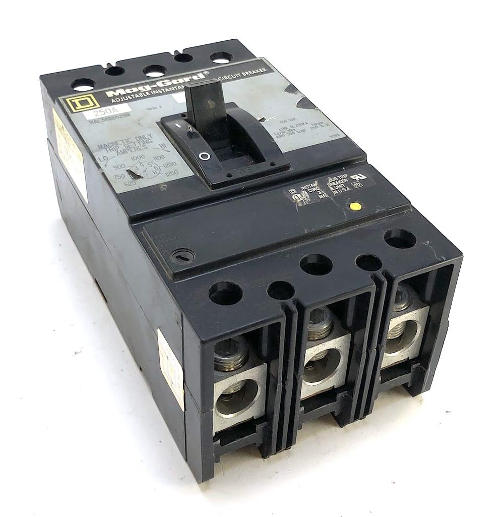 Square D KAL3625025M-GL