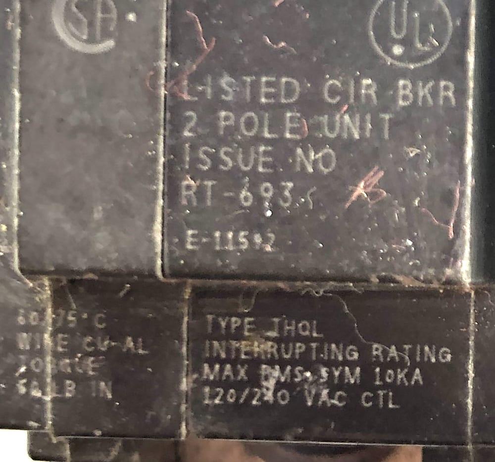 General Electric THQL21125