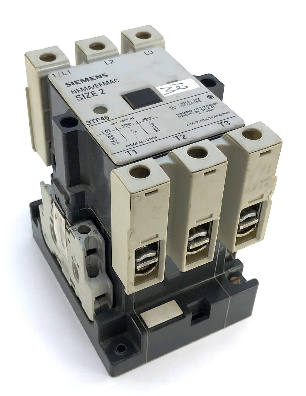 Siemens 3TF46