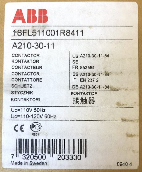 ABB A210-30-11